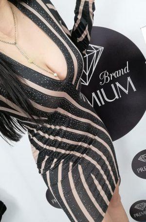 Sukienka SKINNY Diamond