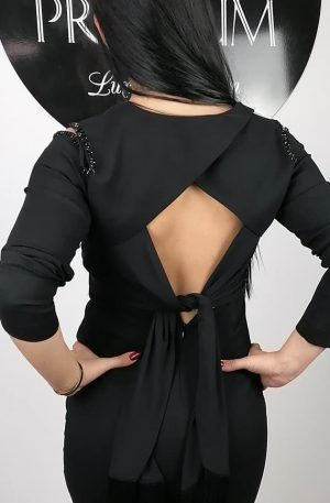 Sukienka VIP BLACK***