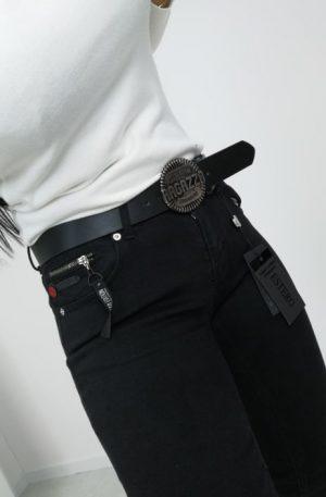 Spodnie Jeansy RAGAZZA Black