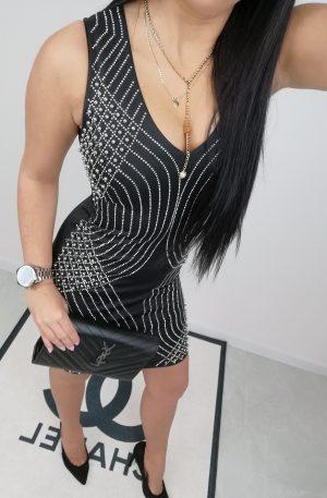 Sukienka MISS + ***kryształki***