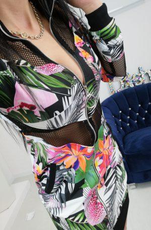 Sukienka NICE Cataleya + siateczka