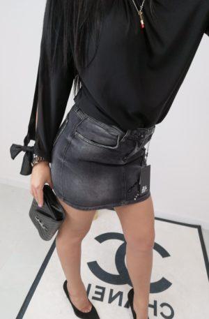 Spódnica D-SHE Grey – WYPRZEDAŻ