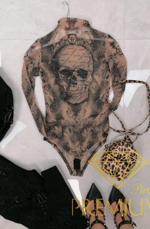 Body Miss Moi Czacha Tatto
