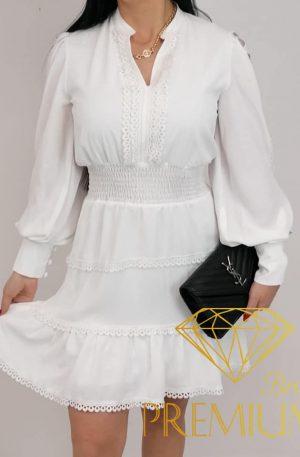Sukienka Vanessa Lumo White