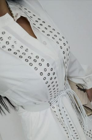 Sukienka EMMA LUM  + dżety