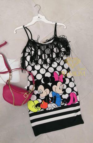 Sukienka Mickey & Minnie