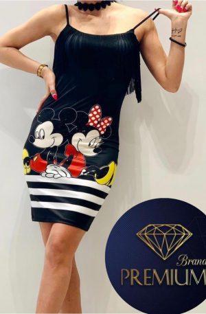 Sukienka Mickey & Minnie czarna