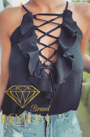Bluzeczka Too Clochee black