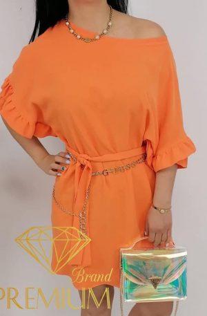 Sukienka BLAN orange