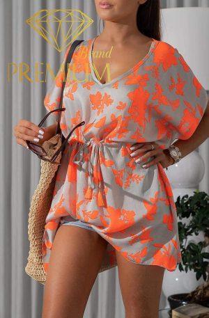 Bluzeczka Tunika ORANGINA