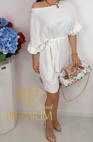 Sukienka BLAN white
