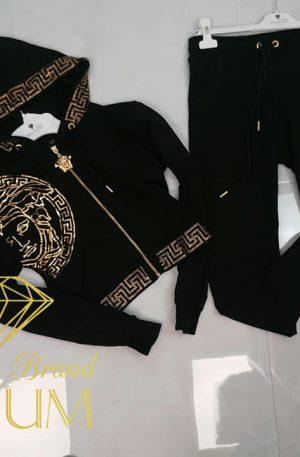 Dres GOLD MEDUSA black